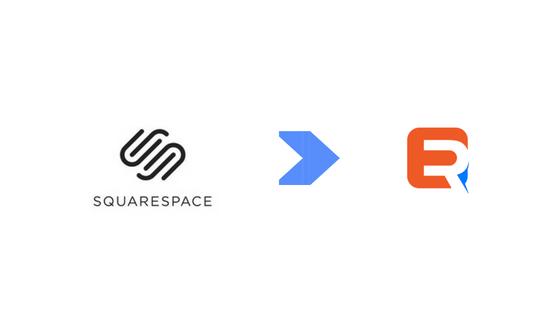 محرك البحث squarespace